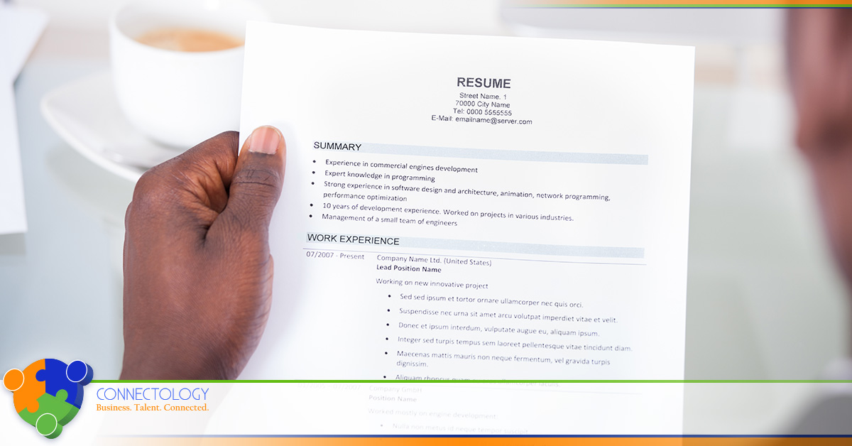 5 tips for writing a strong resume
